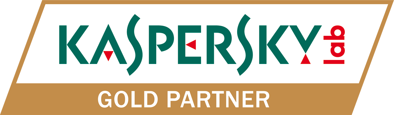 Kaspersky Gold Partner