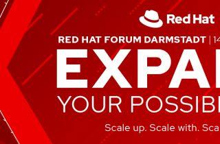 Red Hat Forum Darmstadt