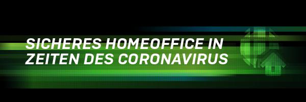 Sicheres HomeOffice