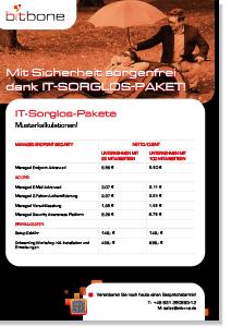 Musterkalkulationen im pdf-Flyer zum Download
