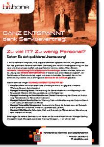 Servicevertrag-Flyer zum Download
